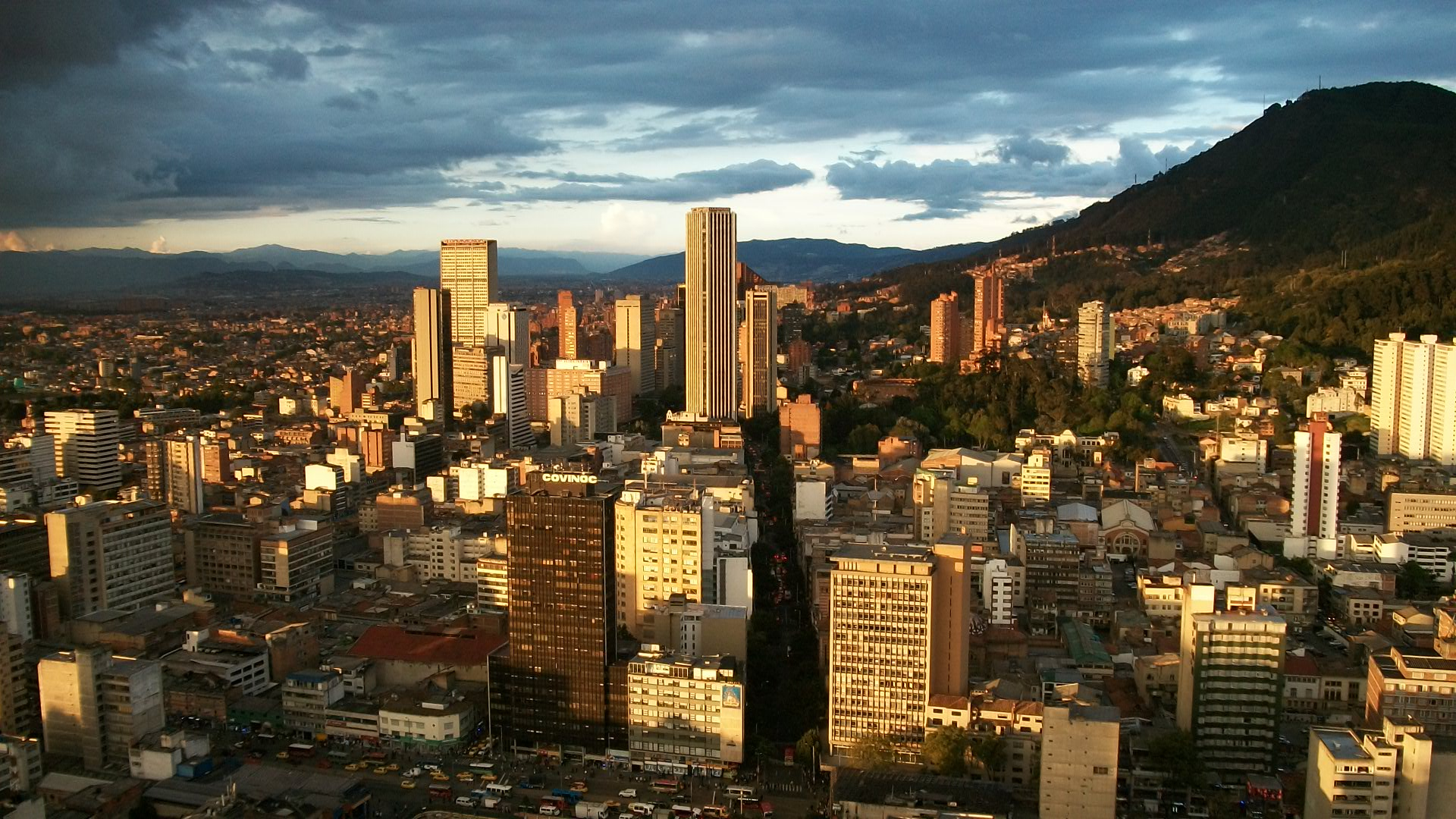 Bogotá en la mira de las empresas españolas