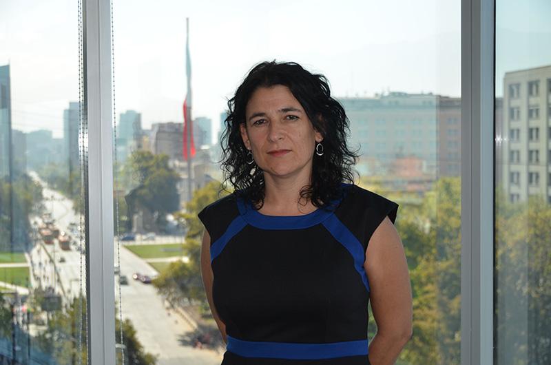 Subsecretaria de Turismo, Javiera Montes