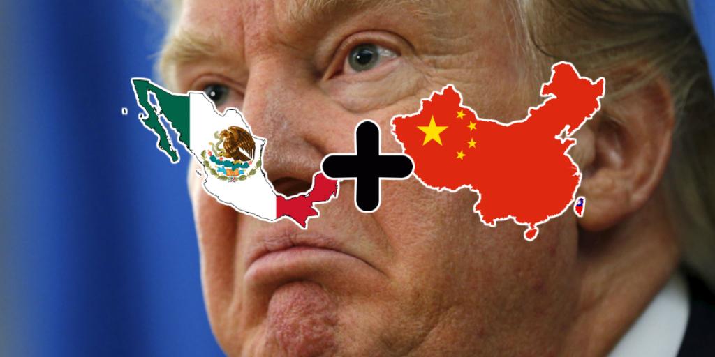China refuerza su relación con México