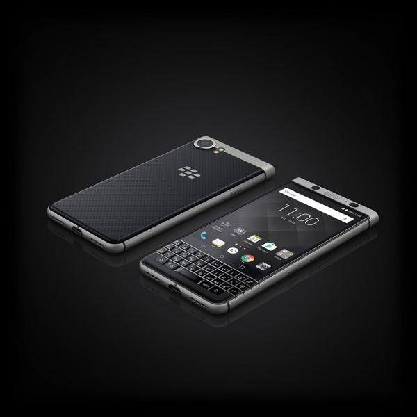 Vuelve BlackBerry con KEYone