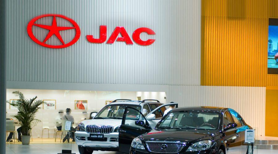 La automotriz china JAC llega a México