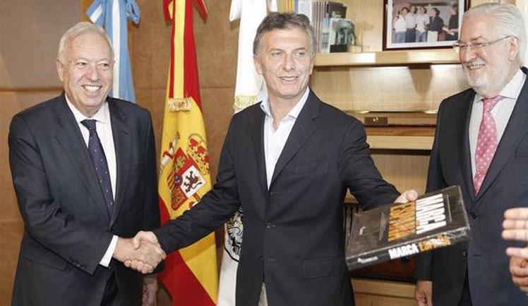 Viaje a España: Cerca de 200 empresarios argentinos acompañarán a Mauricio Macri