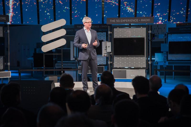 Ericsson en el MWC 2017