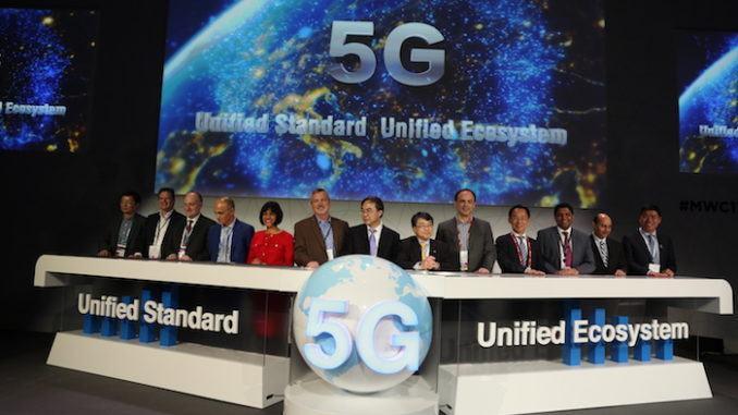 MWC17: Cada vez más cerca del 5G