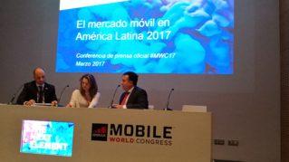 GSMA presentó los números de la industria móvil