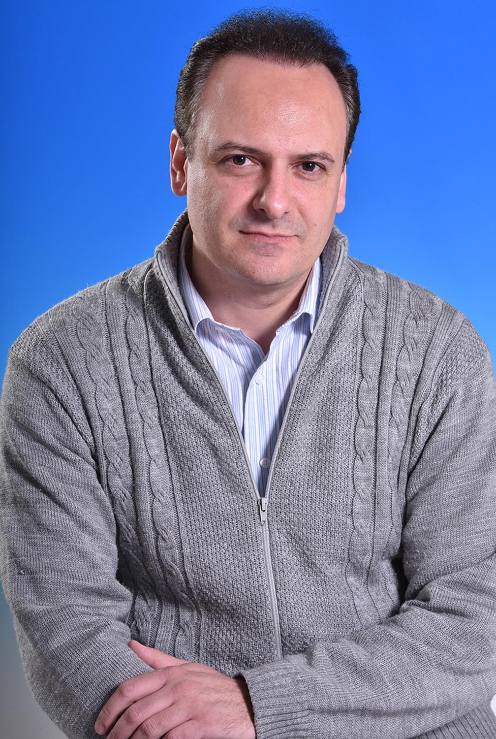 Marcelo Volpi, Gerente de Tecnología de Intel .
