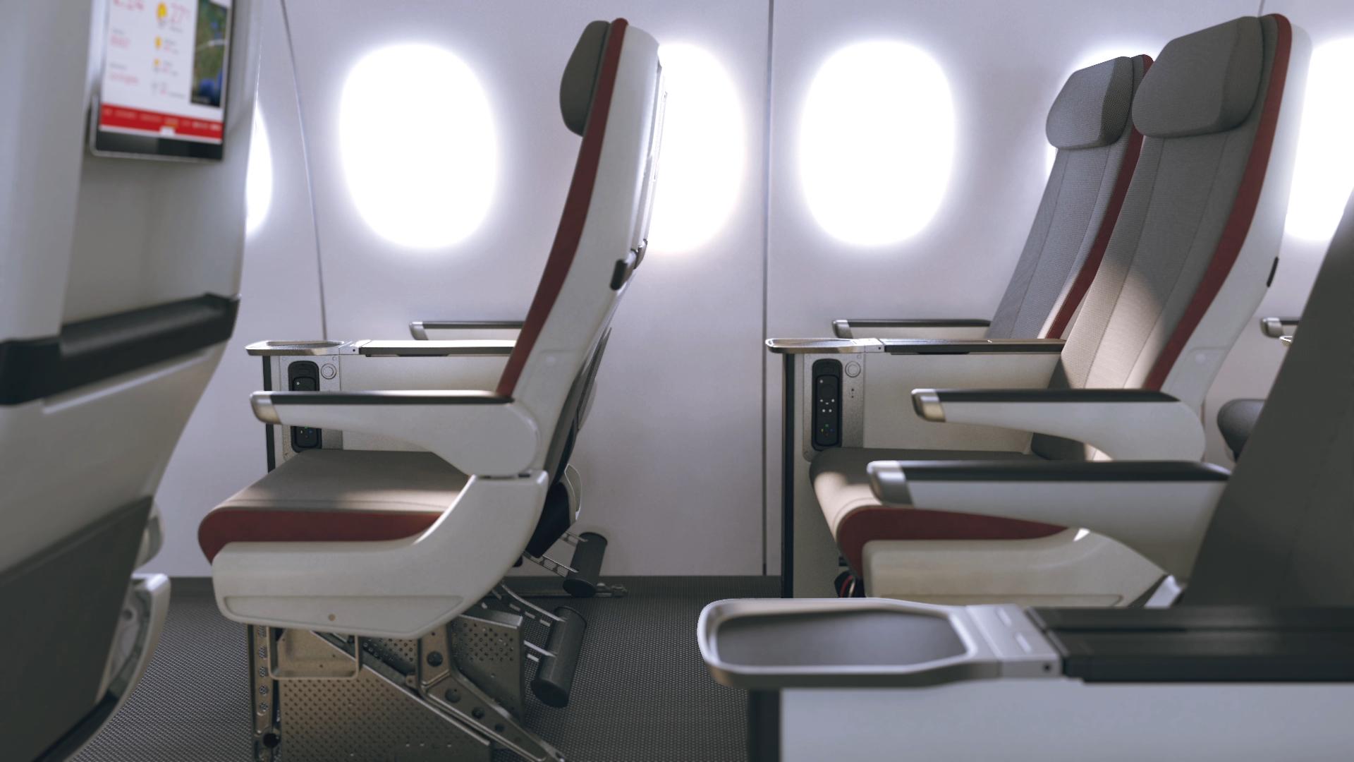 Iberia Premium