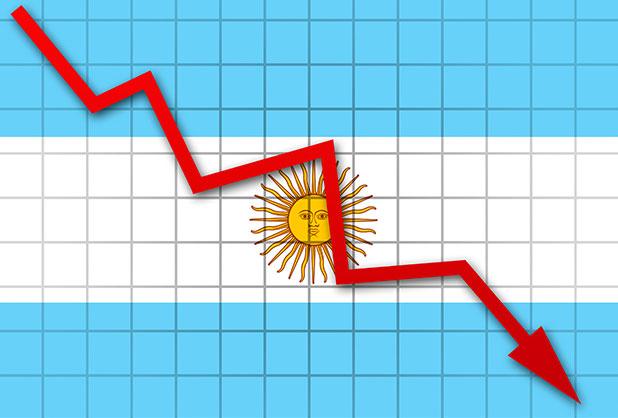 Argentina: El Producto Bruto Interno retrocedió 2,3% durante el 2016