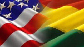 Estados Unidos y Bolivia ¿restablecen relaciones?