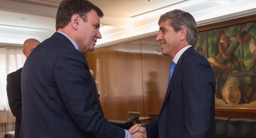 Argentina y Reino Unido buscan incentivar inversiones