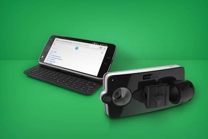 Moto Mod y el Lenovo Vital Moto Mod