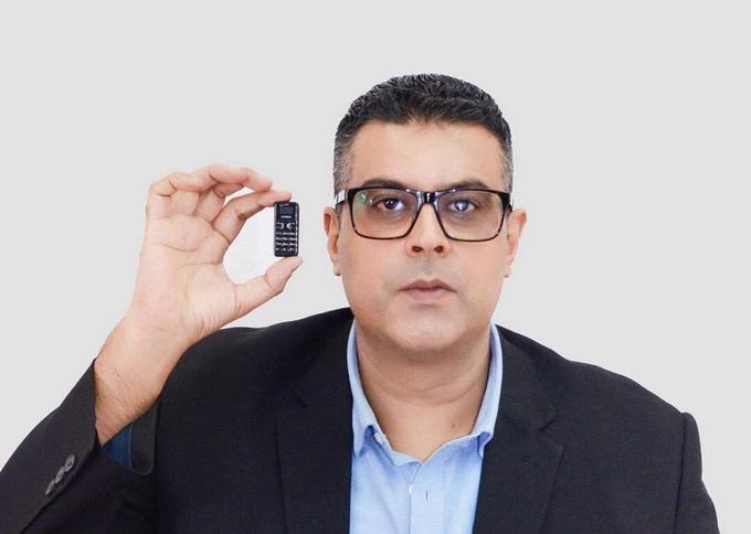 Shazad Talib, fundador de Zanco Tiny T1