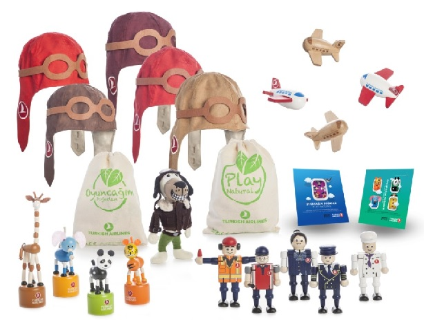 Turkish Airlines Juguetes TOys