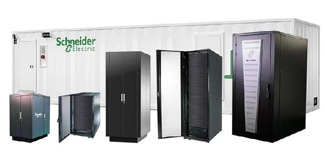 micro data center de Schneider Electric
