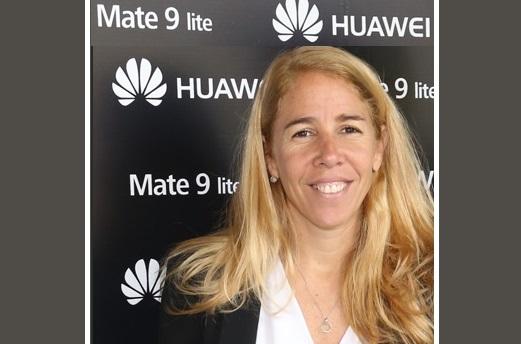 Denise Sommerfeld, Huawei Argentina