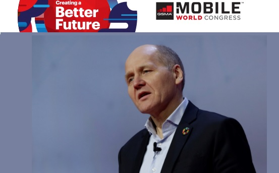 MWC18 -Sigve Brekke, CEO of Telenor
