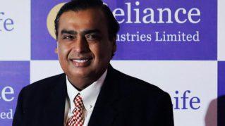 Mukesh Ambani, presidente de Reliance Industries