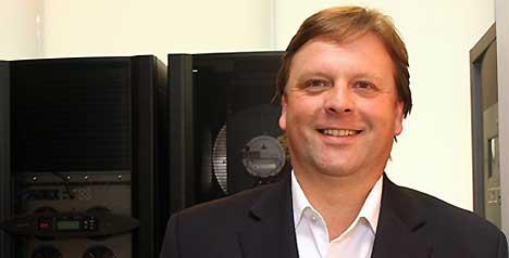 Ricardo Lubschik, Regional Territory Manager Cono Sur de Forza Power Technologies