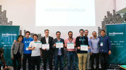 Los ganadores del Startupbootcamp Scale