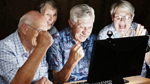 Adultos mayores tercera edad