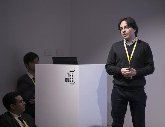 Mauro Grazosi, fundador y CEO de Smartfense