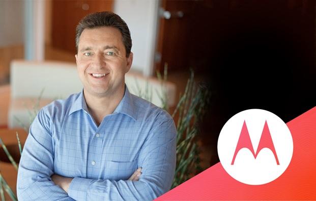 Sergio Buniac, President & Chairman de Motorola