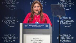 Marisol Argueta, Directora regional del WEF