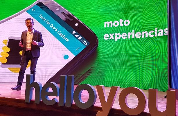 Motorola HelloYou