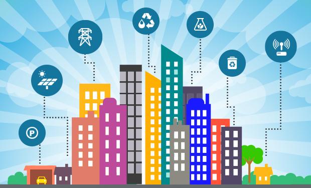 Smart Cities Ciudades Inteligentes