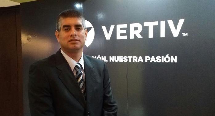 Daniel De Vinatea, Country Manager de Vertiv