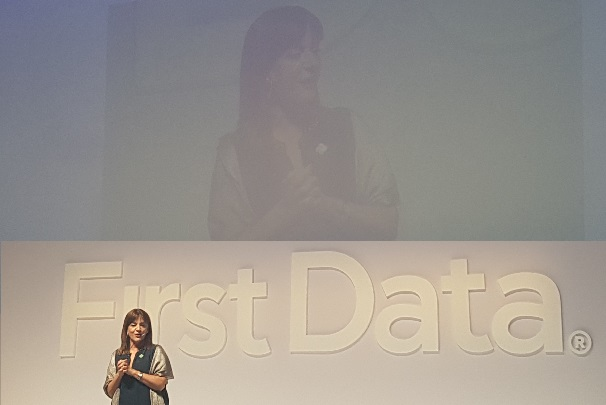 first data Patricia Guarnes