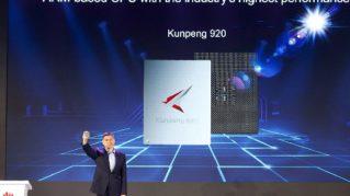 Huawei CPU Kunpeng 920