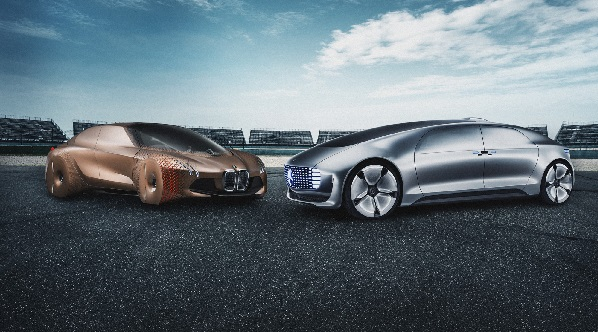 BMW y Daimler