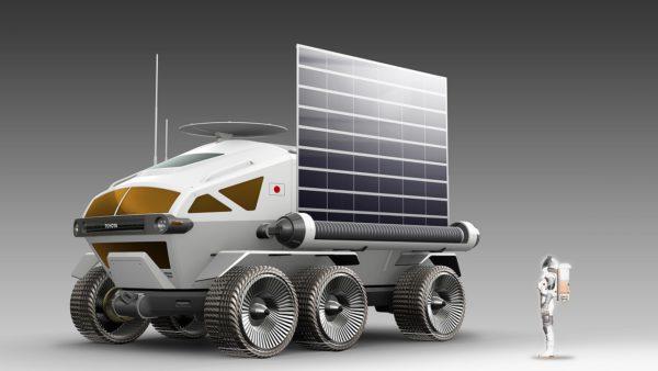 Lunar Rover Courtesy of Toyota