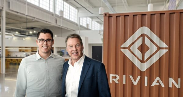 Rivian & Ford