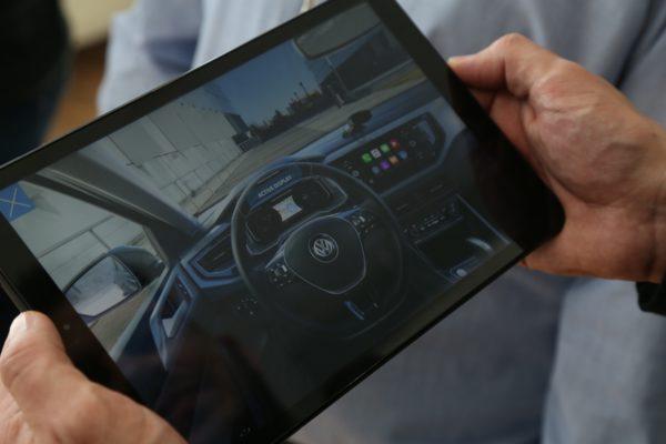VW-Realidad Aumentada